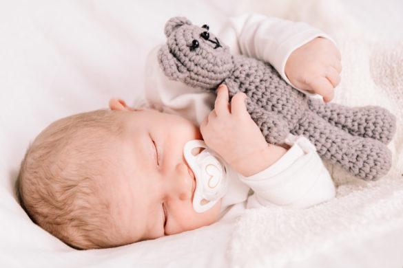 Augenblicke Neugeborene Lena