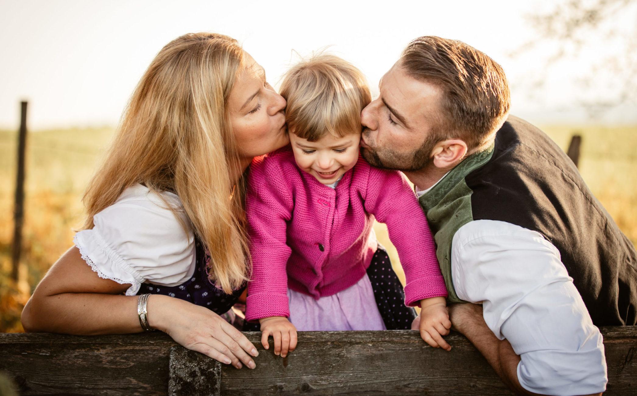 Augenblicke Stefanie Fleischmann Familie