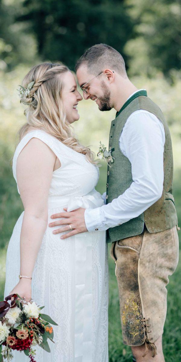 Stefanie Fleischmann Fotografie Hochzeitsbilder Brautpaar 5